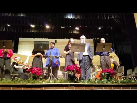SCHS Plays Toy Symphony