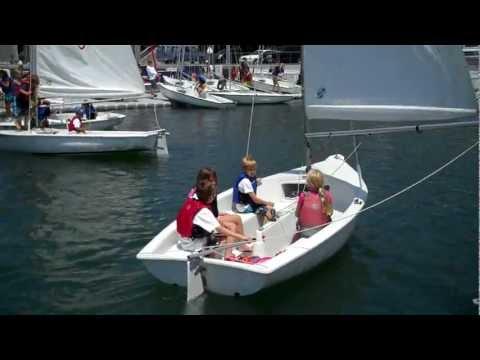 Isabella OCC Sailing Newport Beach 2011