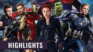 Wer stirbt und wer lebt in Avengers Endgame? | Die Highlights aus Avengers 4
