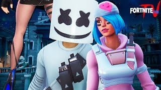 Marshmello in Chapter 2 - Fortnite Short Film