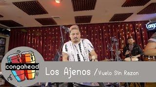 Los Ajenos perform Vuelo Sin Razon