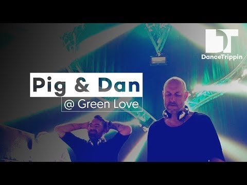 Pig & Dan at Green Love Festival, Novi Sad Serbia