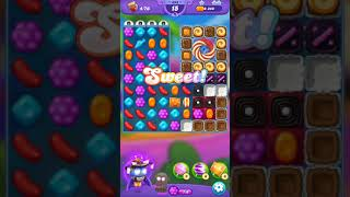 Candy Crush Friends Saga Level 593 NO BOOSTERS