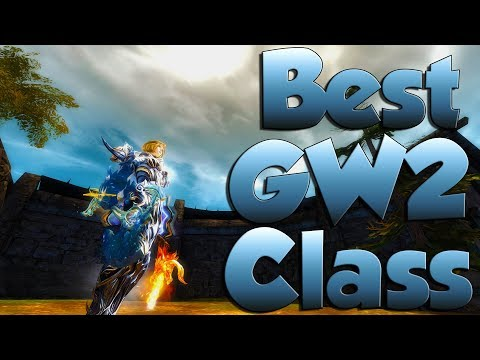 The BEST Class In GW2 PvE Is...