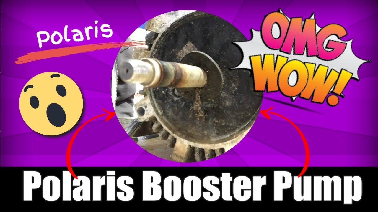Polaris Booster Pump Making Loud Noise Zef Jam Pb4 Motor Wiring Diagram Pool Repair Part 005 You