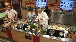 Die Küchenschlacht im ZDF vom 3  November 2014
