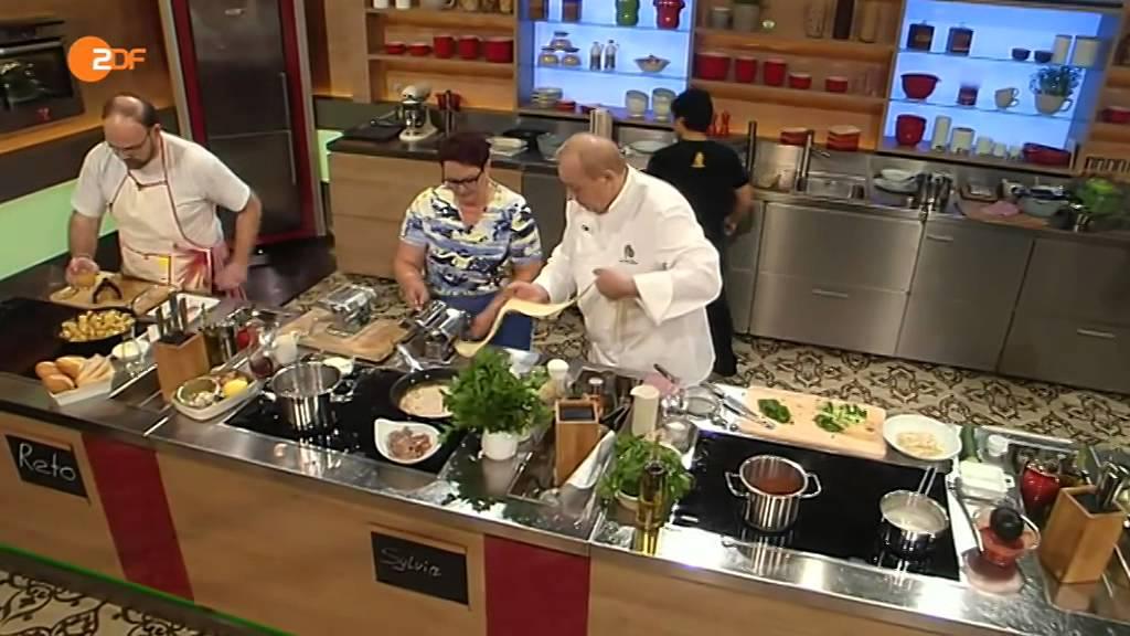 Die Küchenschlacht im ZDF vom 3 November 2014 - YouTube