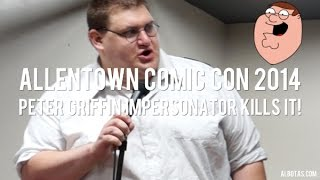 Peter Griffin Impersonator Does Stand-Up & KILLS IT!!! thumbnail