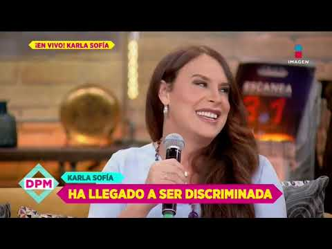 Karla Sofía, antes Carlos Gascón: su cambio, su mujer, su hija y más | De Primera Mano