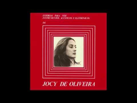 Jocy de Oliveira - Estórias Para Voz, Instrumentos Acústicos e Eletrônicos (1981) FULL ALBUM
