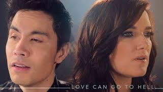 Love Can Go to Hell - Brandy Clark & Sam Tsui acoustic duet | Sam Tsui
