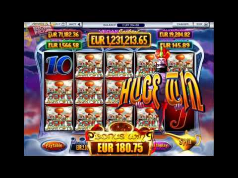 Genie jackpots slot 5 of kind feature youtube genie jackpots slot 5 of kind feature malvernweather Image collections