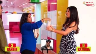 Ranbir Kapoor & Katrina Kaif Play Pehchan Kaun | Jagga Jasoos | RJ Prerna