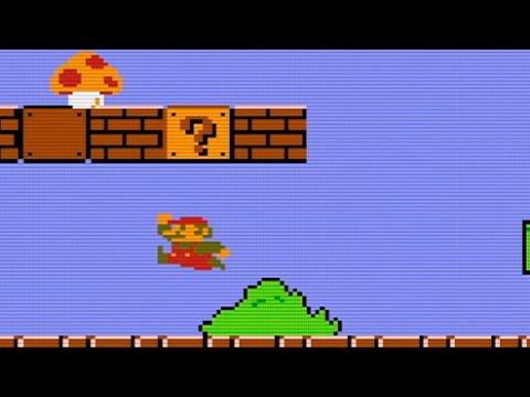 為什麼超級瑪莉會聽起來像是超級瑪莉?(Super Mario Bros.)