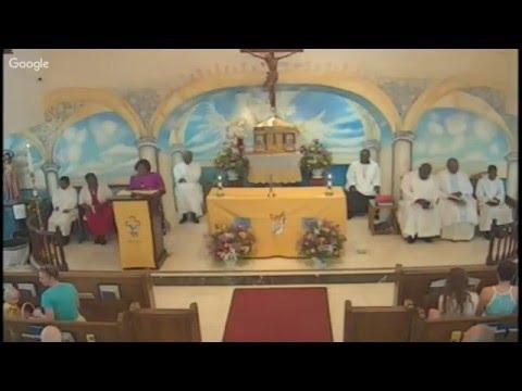Divine Mercy Sunday: Sunday, April 3, 2016