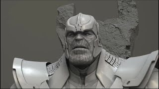 Thanos Is A Full CGI Character Not Acted by Josh Brolin