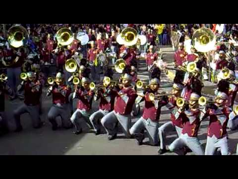 Juayua 2010 La Coruña Marchin Band.mp4