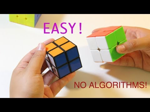 How to solve 2x2 Rubik's Cube |EASYstep by step