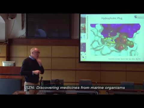 Szn Discovering medicines from marine organisms - Integrale parte 1