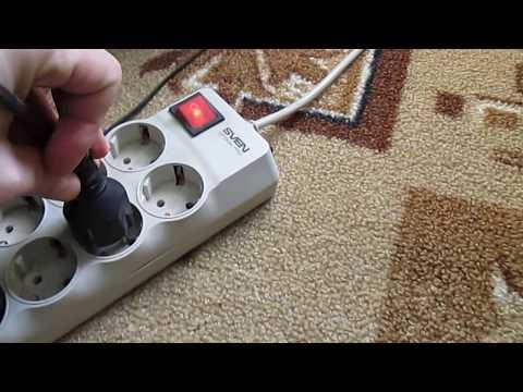 Как просто подключить автомобильную магнитолу дома от 12 вольт