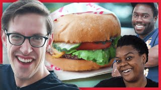 Keith Finds The Best Burger EVER