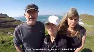 Cape Cornwall to Little Hendra - Coastal Hike Cornwall