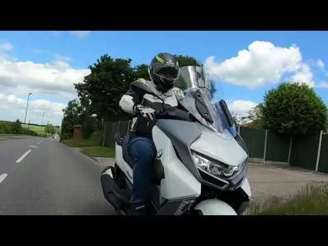 BMW C400 GT Scooter Review | Keep Britain Biking