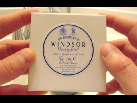 DR Harris Shaving Soap Lather Review