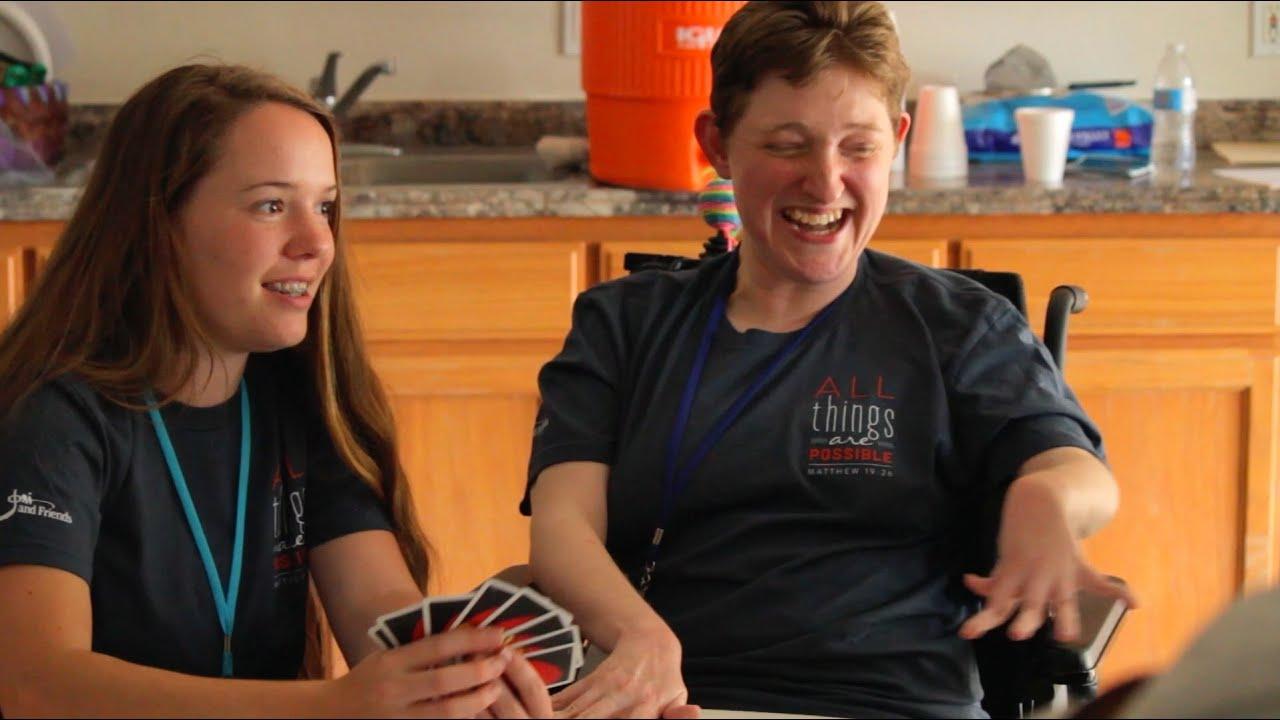 Fresno Corporate Video   Joni & Friends Family Retreat Video   Wonder Valley 2015 - Long
