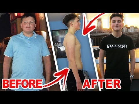 HOW I LOST WEIGHT FAST! (60+ Pounds) My Weight Loss Transformation Story