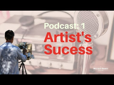 What Does it Take to Succeed as an Artist? Podcast AAJ 1