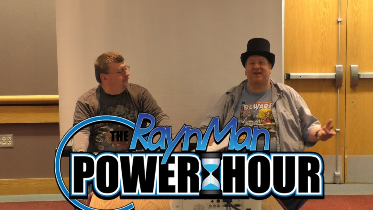 RaynMan Power Hour 2017