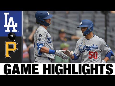 Dodgers vs. Pirates