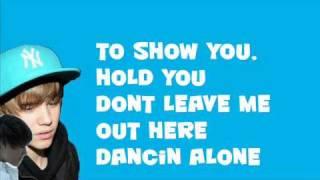 Justin Bieber Ft Sean Kingston EENIE MEENIE lyrics on screen.mp3