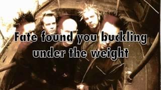 Finger Eleven - Famous - Lyric Video
