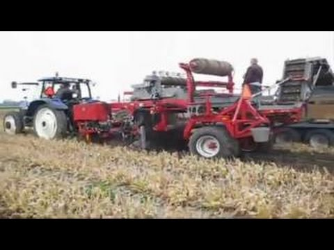#Amazing Top farm equipment, amazing harvesting machines, new modern agriculture technology 2016 #2
