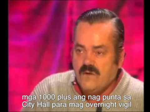 Funny interview about Philippine Politics