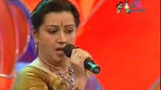 Idea Star Singer 2008 Nov.14 Guest Menaka