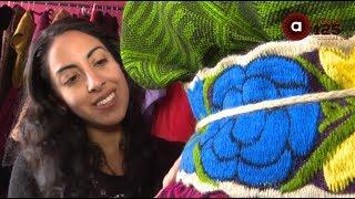 Joven diseñadora trasforma artesanías mexicanas en prendas modernas