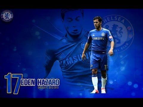 Eden Hazard ● Amazing Skills Show 2013 2014   HD