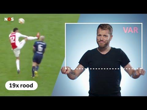 Zo veel invloed had de VAR op de Eredivisie