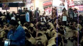 Shabab ul Momineen Nasir Asghar Party- Khaliq Apne Peghambar Da (Azaan Ali Akbar)