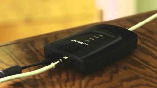 Cell Phone Signal Booster Home Installation - Wilson Amplifiers