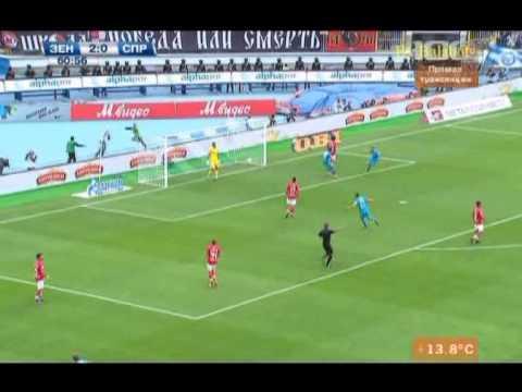 Roman Shirokov (Все голы в РФПЛ)
