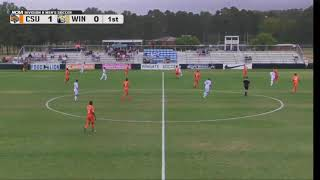 2017 NCAA Men's Soccer - Clayton State @ Wingate