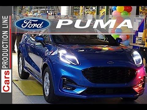 Ford Puma Production Line In Craiova Romania Youtube