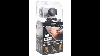 обзор экшн видеокамеры Dexp S80