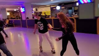 BackRoll Pro Roller Skate Stor…