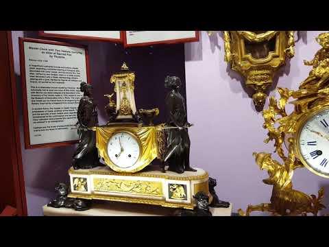 Halim Time and Glass Museum, Evanston, Illinois