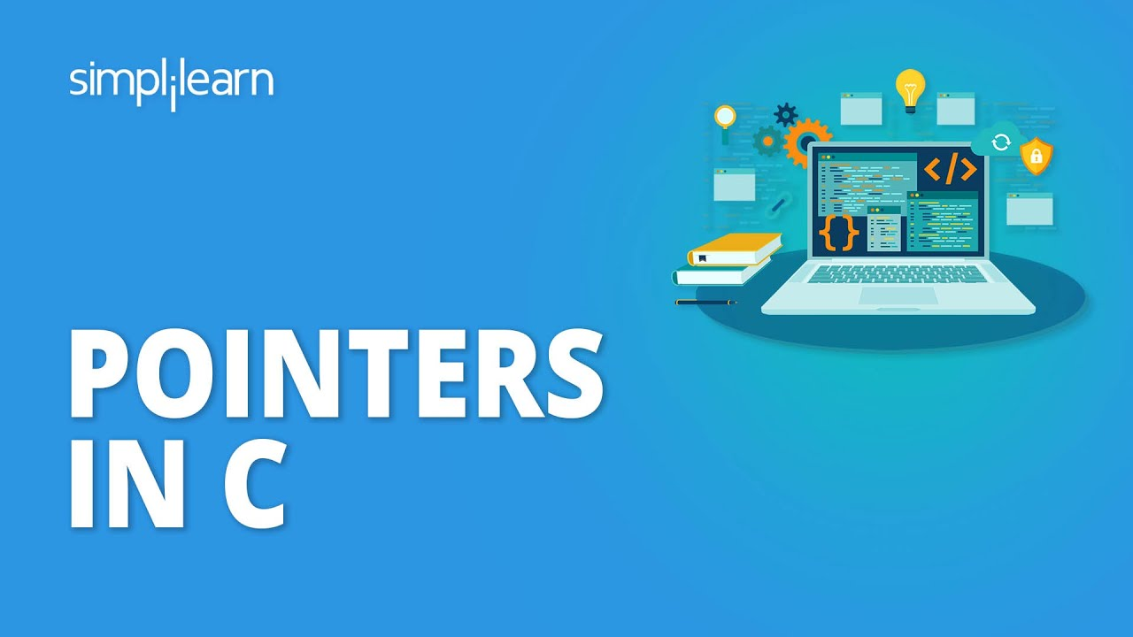 Pointers In C | Pointers In C Programming | C Programming For Beginners